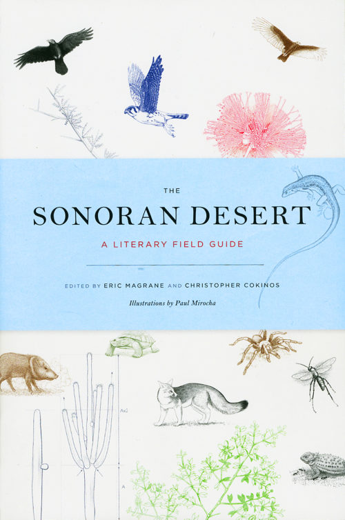 The Sonoran Desert: A literary Field Guide cover