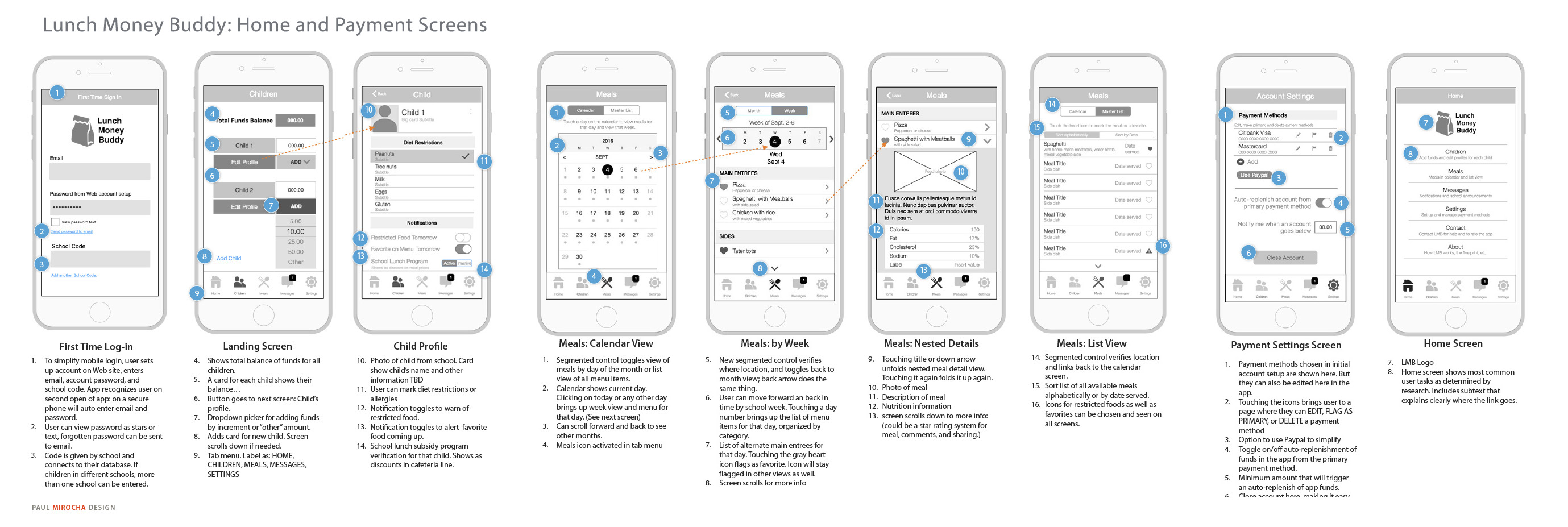 mobile wireframes-high resolution